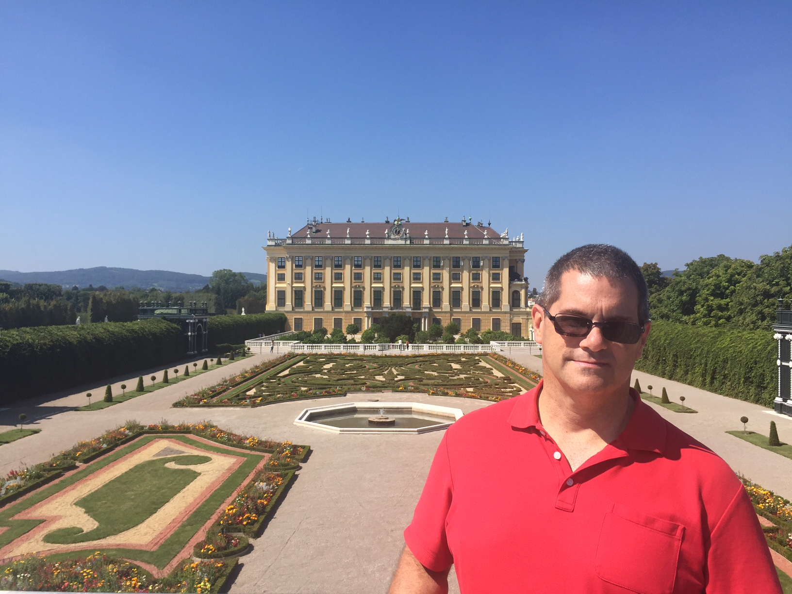 Shoenbrunn Palace