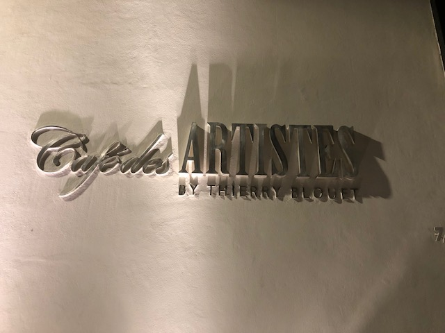 Cafe de Artistes